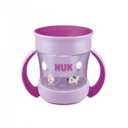 Vaso NUK Mini Magic Cup 6m+ Rosa 160ml