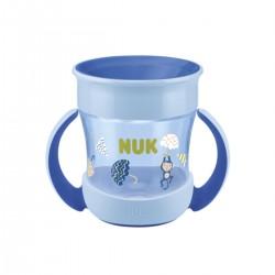 Vaso NUK Mini Magic Cup 6m+ Azul 160ml