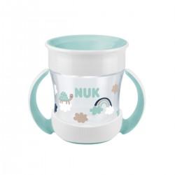 Vaso NUK Mini Magic Cup 6m+ Blanco 160ml