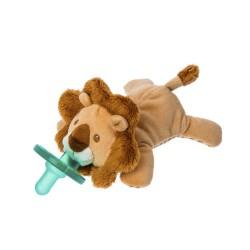 Chupete con peluche WubbaNub® - Afrique Lion
