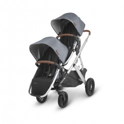 Asiento UPPAbaby RumbleSeat para coche VISTA V2 - Gregory