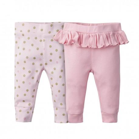 Gerber Set de 2 Pantalones Nena