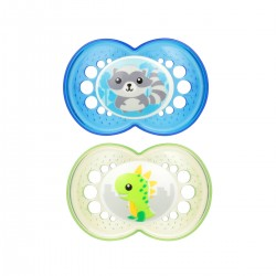 Mam Baby Chupetes trends Collection 6+