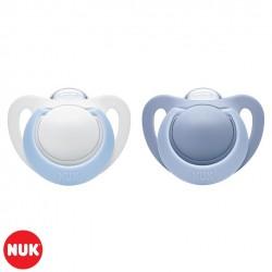 Chupete Genious Silicona NUK® 0-2m (recién-nascido)