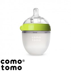 Mamadera Comotomo® Green 150ml