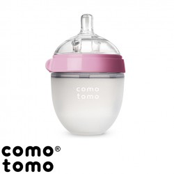 Mamadera Comotomo® Pink 150ml