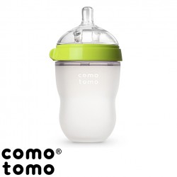 Mamadera Comotomo® Green 250 ml