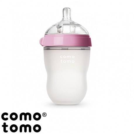 Mamadera Comotomo® Pink 250 ml