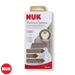Mamadera Nature Sense NUK® Colores surtidos - 150ml