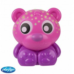 Proyector Luminaria Playgro™ Goodnight Bear - Pink