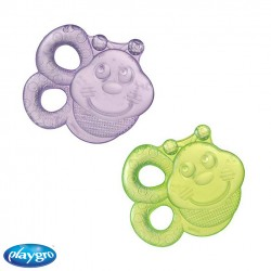 Mordillo Abeja Playgro™ Water Teether - Pack de 2