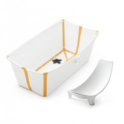 Bañera Plegable Stokke® Flexi Bath Yellow + Reductor