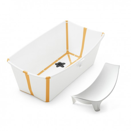 Bañera Plegable Stokke® Flexi Bath Yellow + Reductor