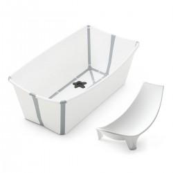 Bañera Plegable Stokke® Flexi Bath Blanca + Reductor