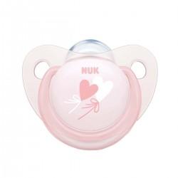 Chupete NUK Baby Rose & Blue 0-6m - Nena